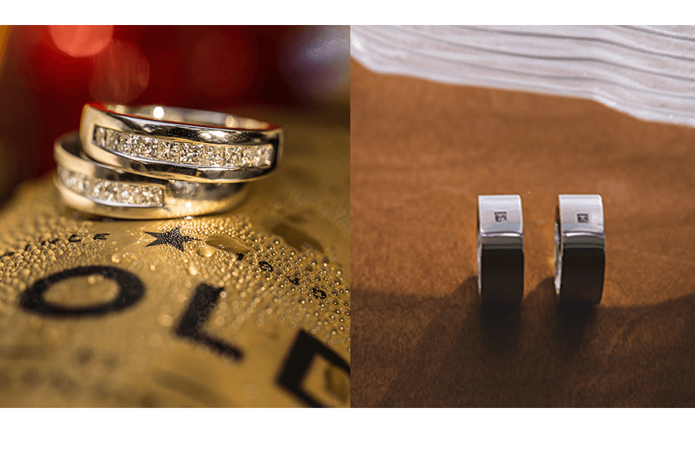 Do men wear engagement rings