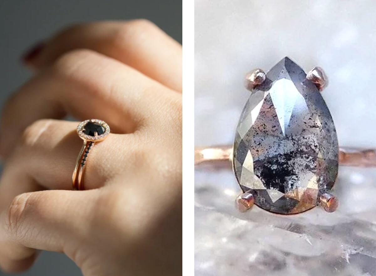 3-carat diamond ring