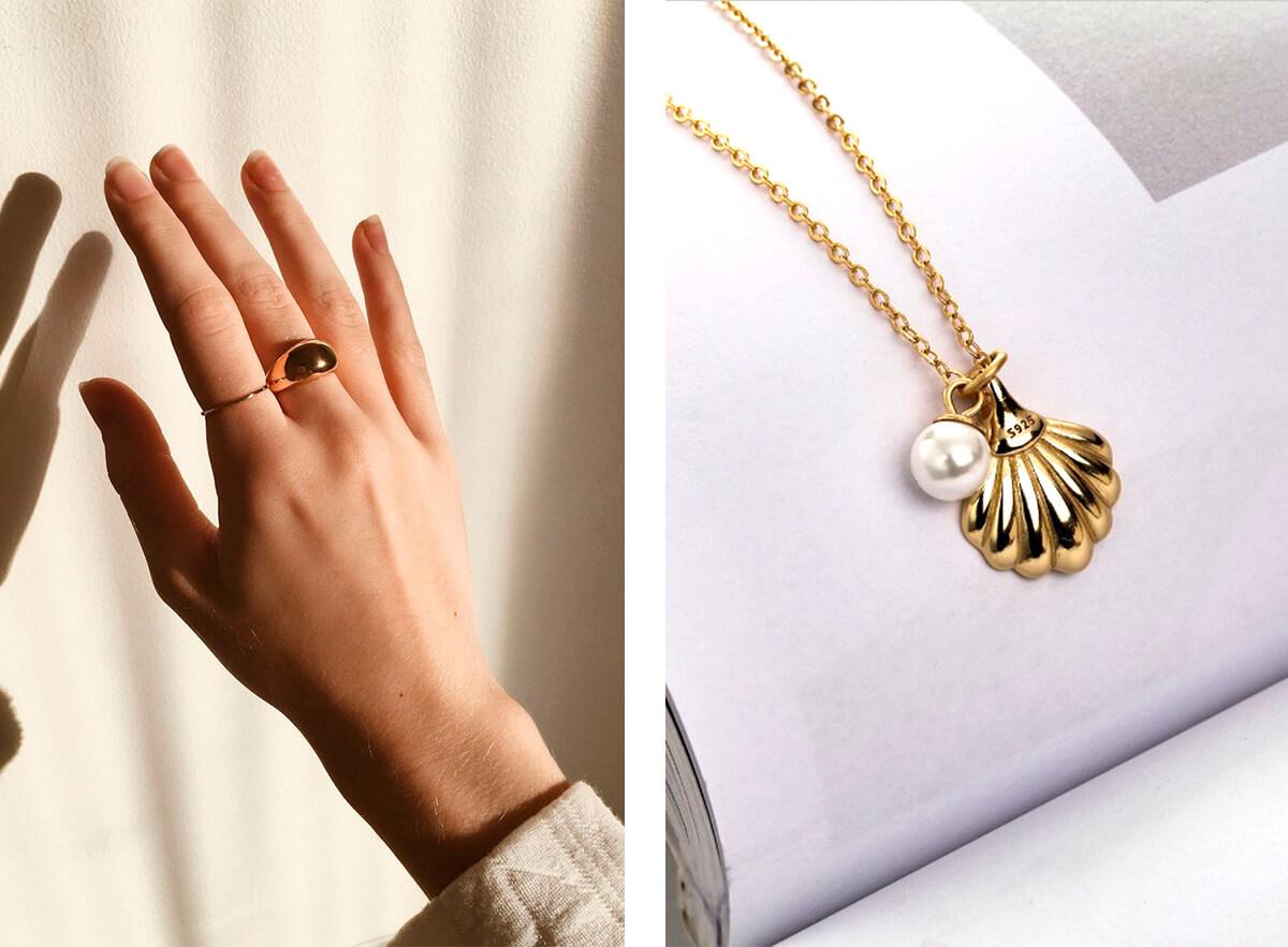 Vermeil Jewelry