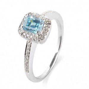 anillo-oro-zircon-azul-sello-baguette
